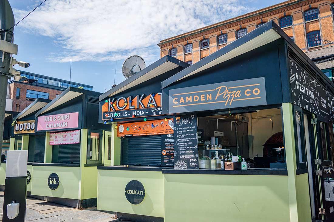 Camden Kerb street food