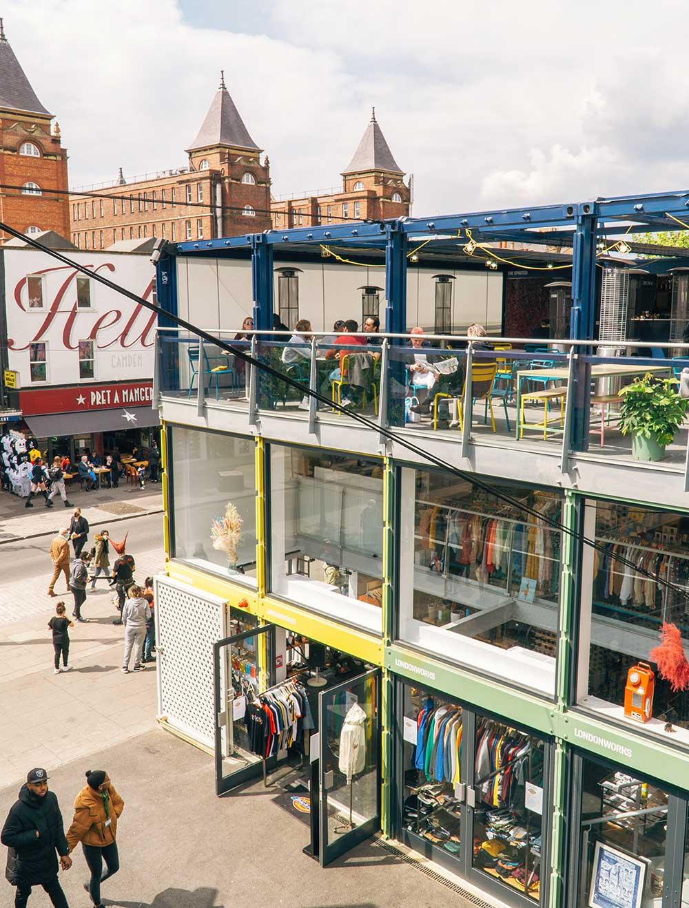 Buck Street Market Camden